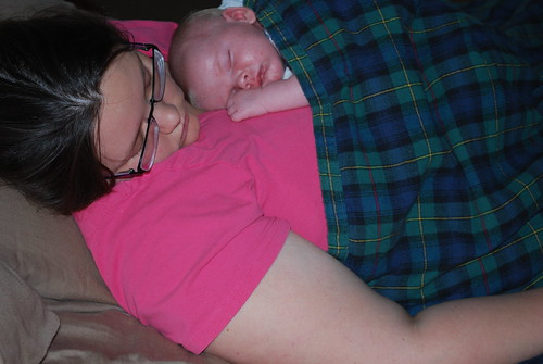Mommy and Benjamin