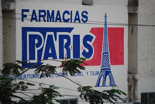 Farmacias Paris