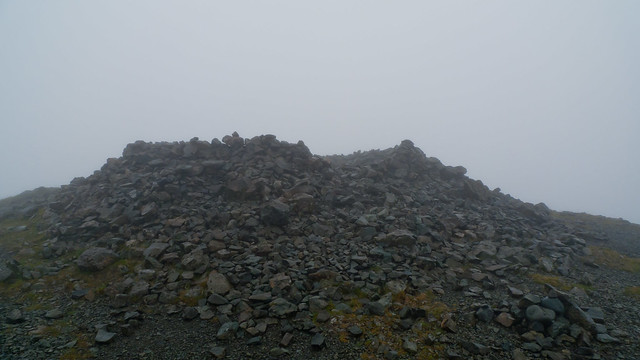 The top of Ben More