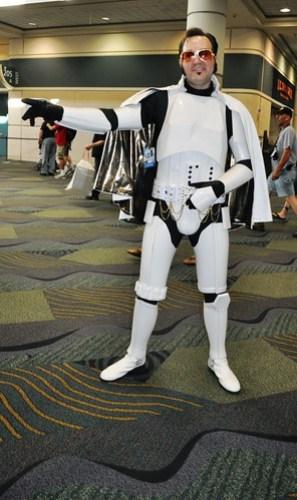 Stormtrooper Elvis