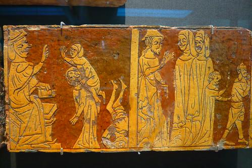 Tring Tiles, British Museum