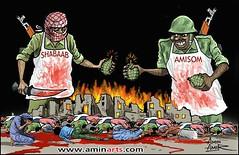 AMISOM Al Shabab and Somali public