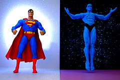 Superman vs. Doctor Manhattan (231/365)