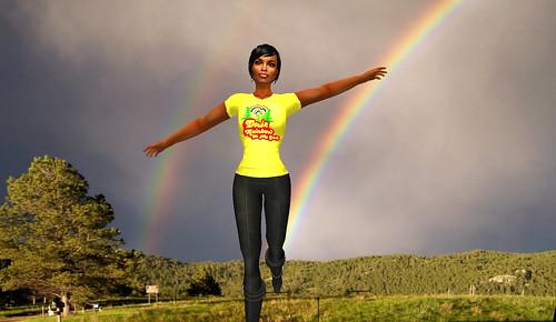 Double Rainbow - 1