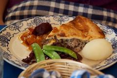 Quebec Meat Pie