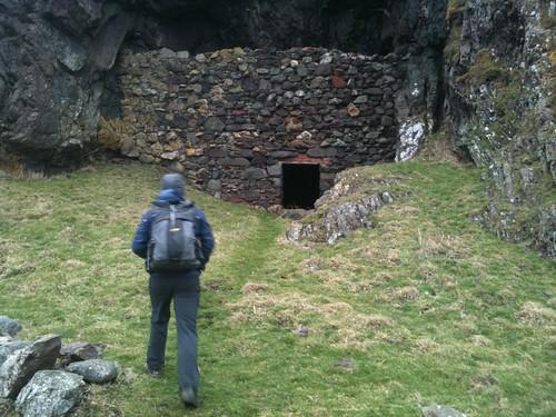 Snib Scott's Cave