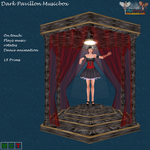 Dark Pavillon Musicbox