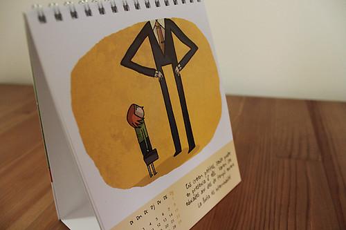 Calendario 'Dones 2011'
