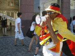 Worldcup Soccer Sunday in Frankfurt - 012