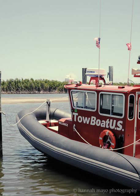 tow boat