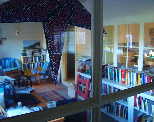 Jean's bookshelves 1