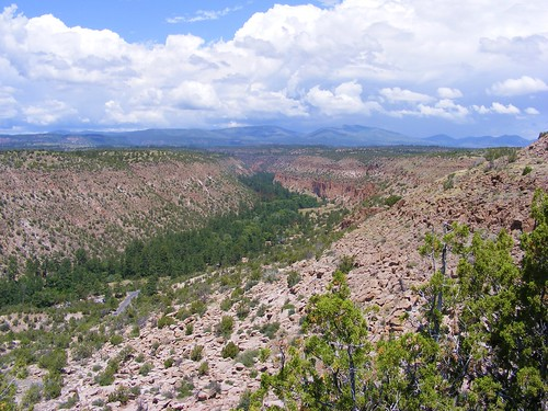 Picture from Bandalier National Monument