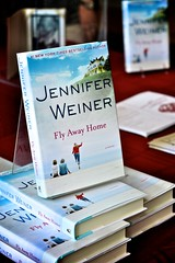 """Jennifer Weiner's new book """"Fly Away Home..."""