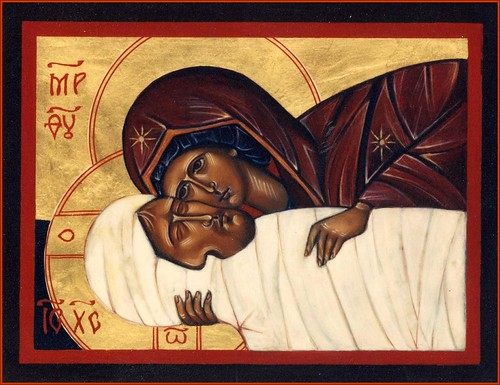 Image result for Orthodox Icons burial