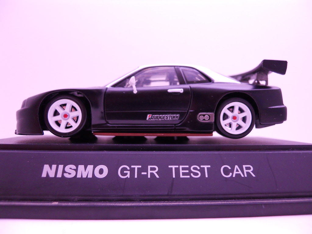 Ebbro 2002 Nismo GT-R Test Car