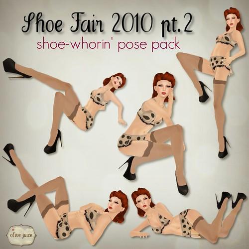 Shoe Fair 2010 pt. 2