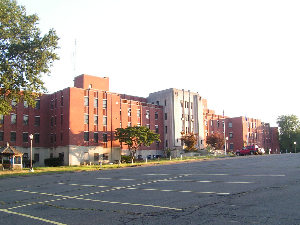 Cedarcrest Hospital, Newington, Conn.