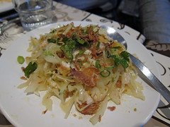 Chicken and Cabbage Salad