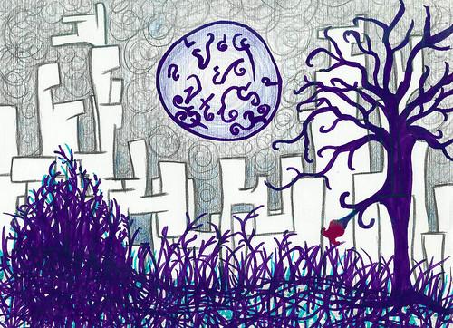 mystic treescape