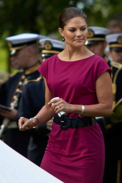 Victoria, Crown Princess of Sweden