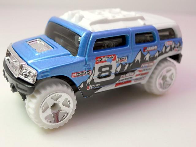hot wheels snowy rockster  (3)