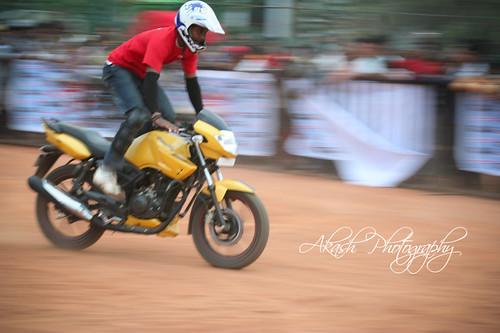 Denim Moto Mania Bike Stunt | Bangalore