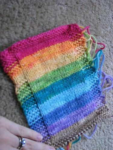 Rainbow Swatch