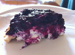 Blueberry Cream Pie - Briermere Farms