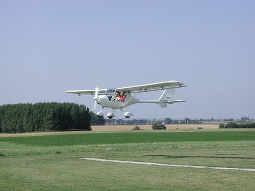 Airplane Low Pass