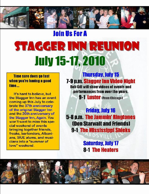 Stagger Reunion 7-15-17