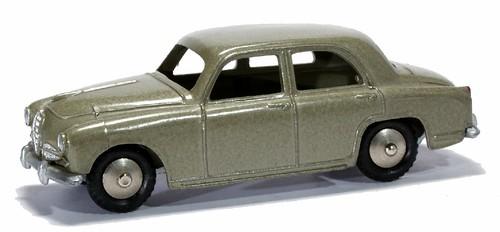 17 Mercury Alfa 1900