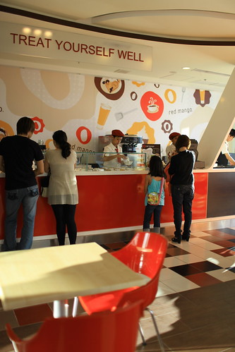 Red Mango- Mall of Asia