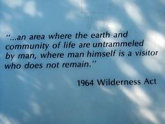 ~1964 Wilderness Act