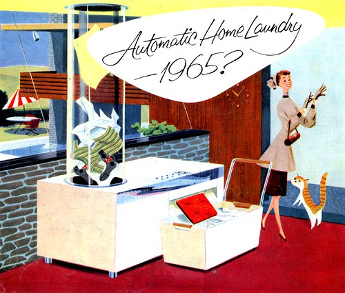 Automatic Home Laundry 1965?