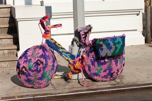 Knitta-Please-Bike