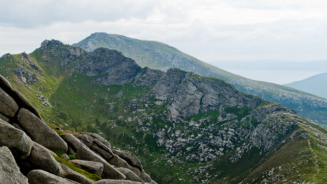 A'Chir from Cir Mhor