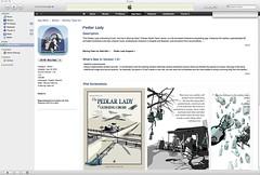 Pedlar Lady - iPad App description