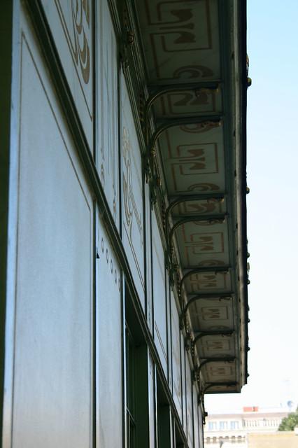 Wagner Stadtbahn pavilion