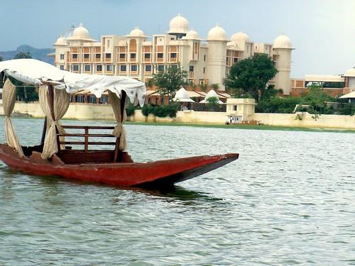 Udaipur Boat Trip