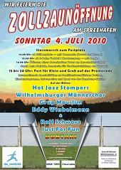 Hamburg Veddel, Wilhelmsburg: Ab 4.Juli 2010 S...