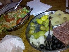 Dinner at Bancheros