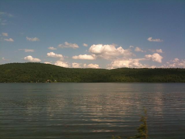 Part of Lake Champlain