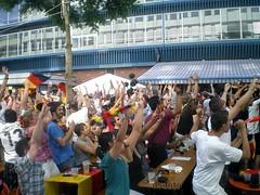 Worldcup Soccer Sunday in Frankfurt - 008