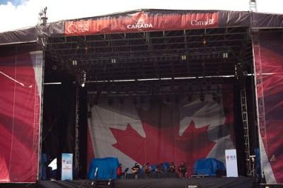 Canada Day Song Circle with k-os, Ameila Curran, Digawolk and Malajube
