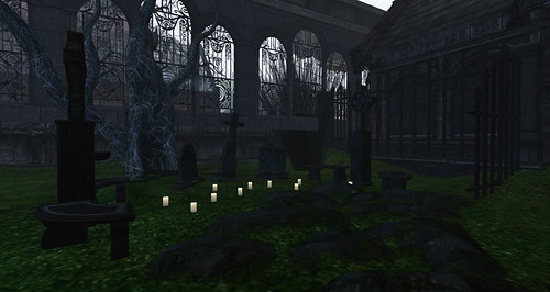 RFL: Church of Salvation and Memorial Garden - photograph by PJ Trenton