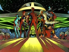 Ultimate X-Men - The Tomorrow People