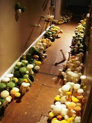 Complete History of Food by Bompas and Parr - Mushroom Alley