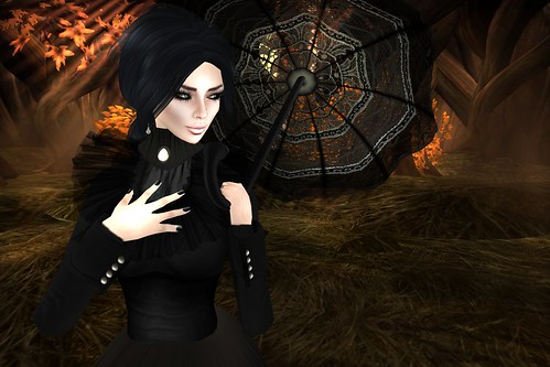 Potter's Field Cemetary -Glam Affair- Miss Mourn