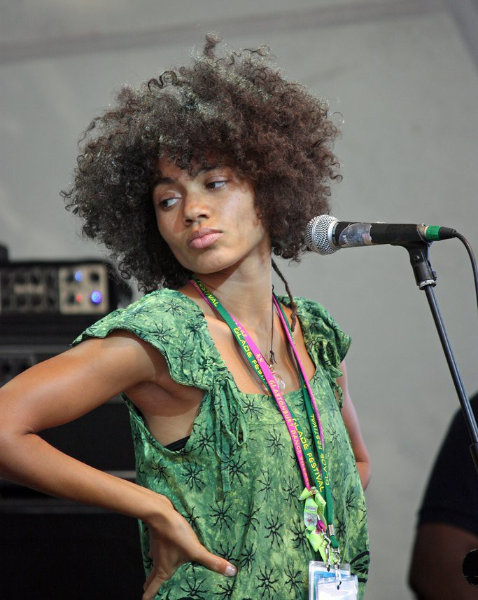 Glastonbury 2010 - Nneka