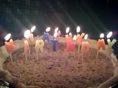 Birthday derby pie!